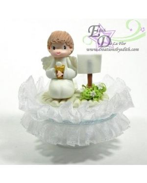 """2"""" pleated organza lace"""