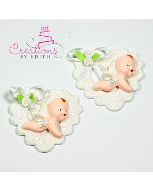 Baby angel crawling/12
