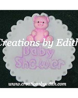 Baby Shower embosser