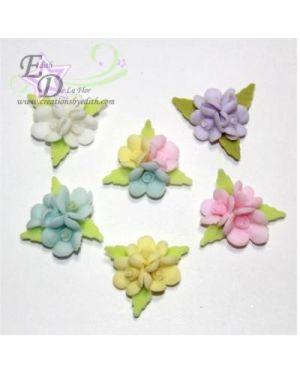 Flower trios/12