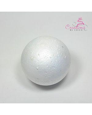 "2.5"" solid Polystyrene ball"