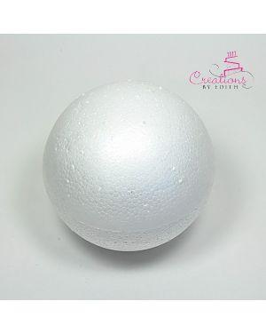 "4"" solid Polystyrene ball"