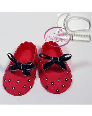 Cute girl shoe