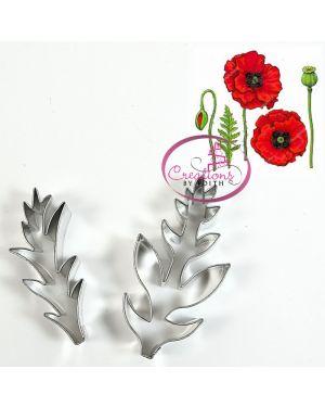 Poppy leaf