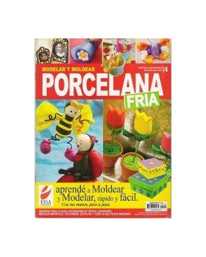 Cold porcelain magazine in Spanish