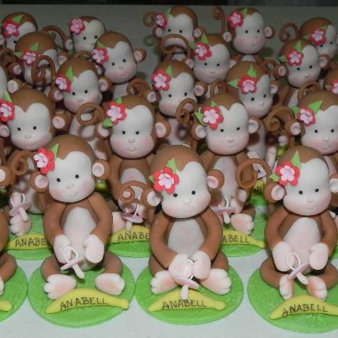 Girl monkeys