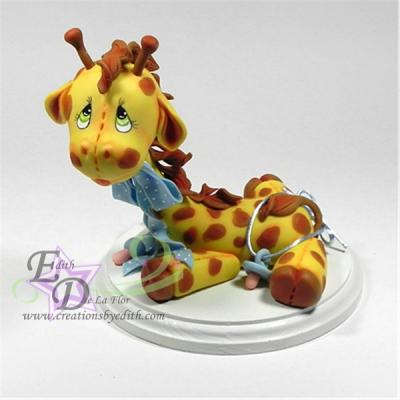Giraffe topper