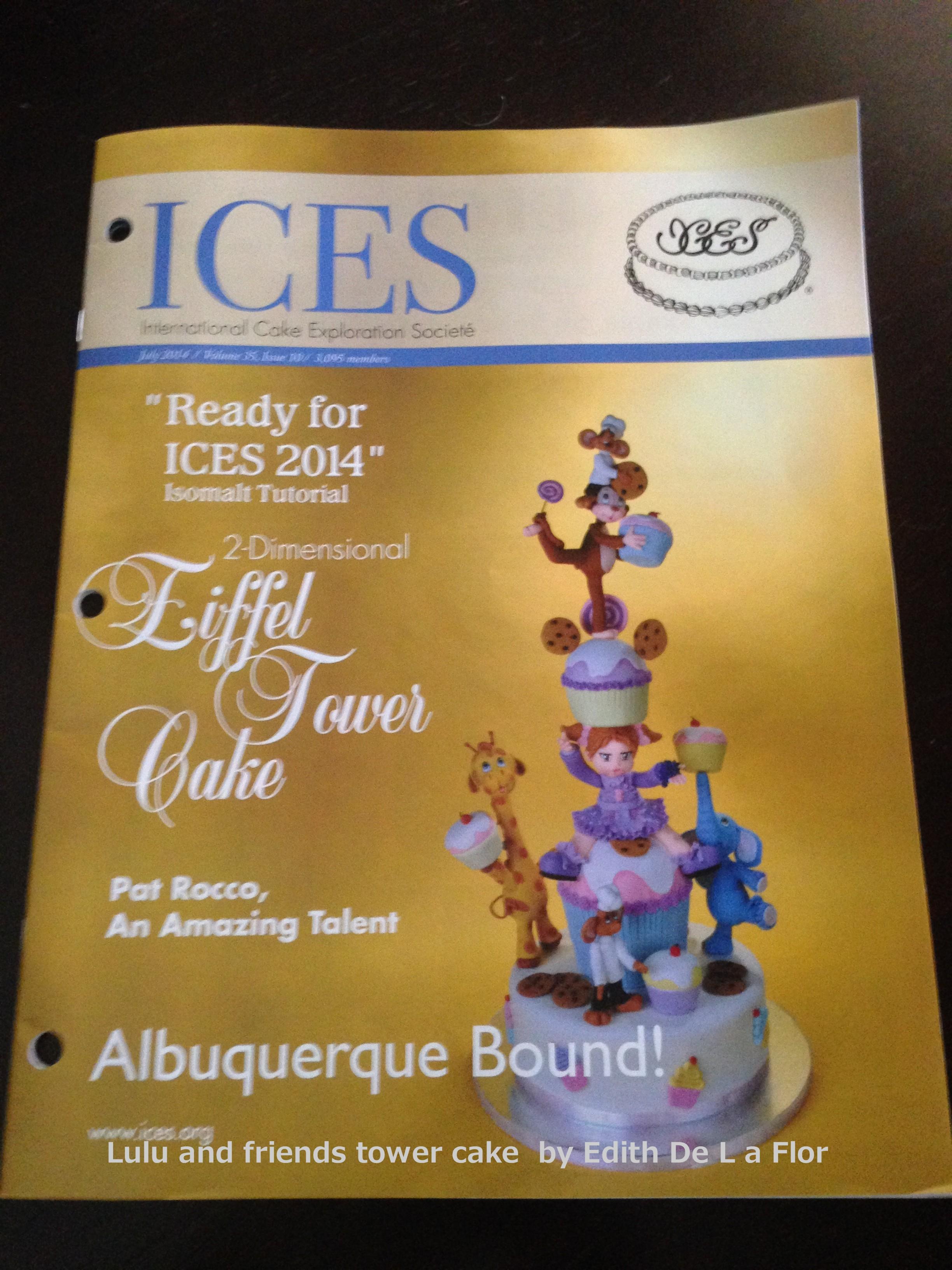 ICES magazine