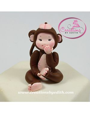 Monkey baby, step by step videos