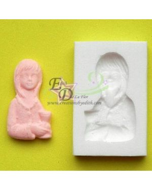 Communion girl mold