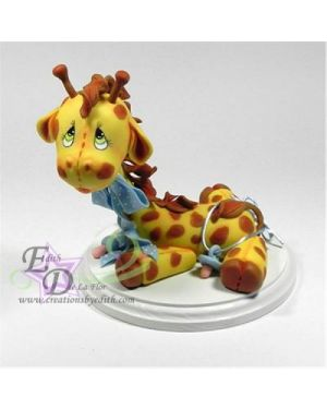 Baby giraffe step by step tutorial