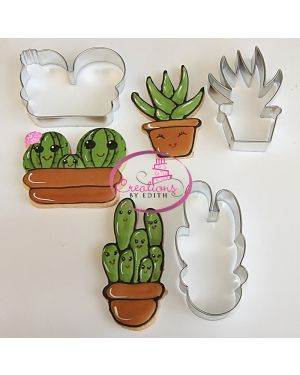 Succulent cutter set 1